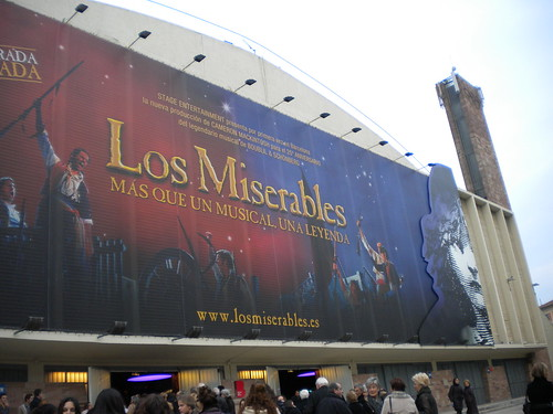 Los Miserables el Musical