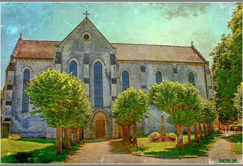 EGLISE ABBATIALE DE ST-JEAN-AUX-BOIS by régisa