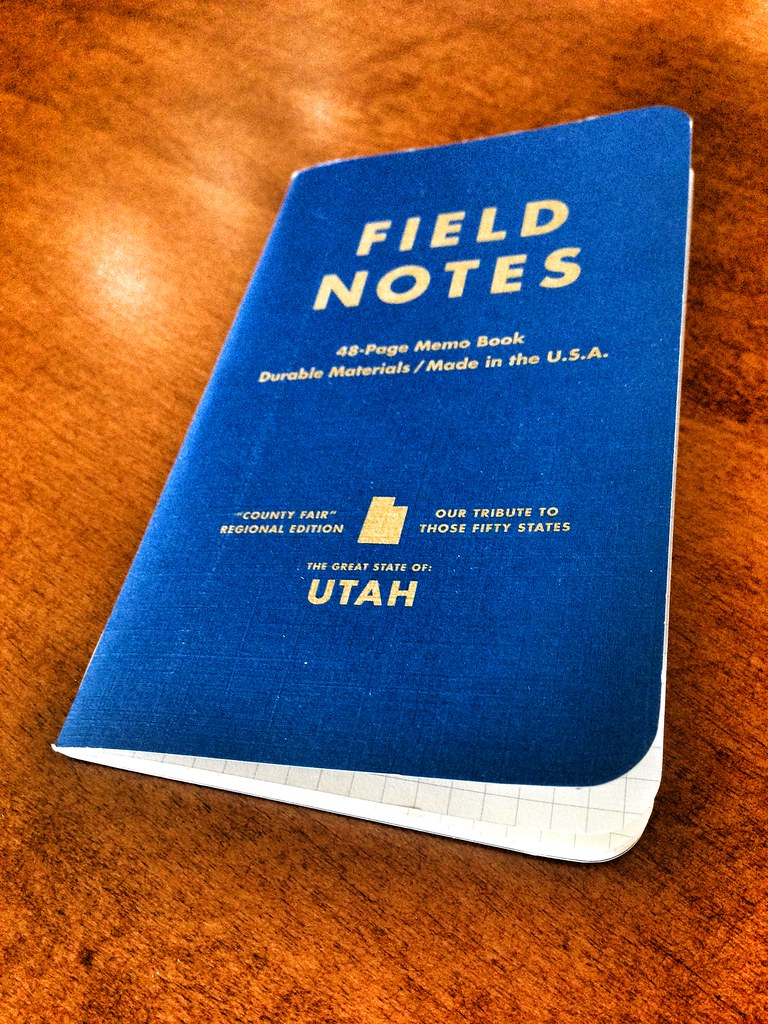 Field Notes: The Utah Edition
