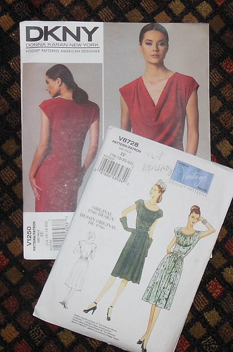 Vogue 1250 and 8728 by becky b.'s sew & tell