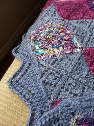 Triple S blanket corner