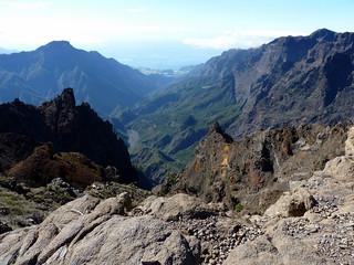 La Palma - Roque de los Muchachos (Surroundings - Caldera de Taburiente)