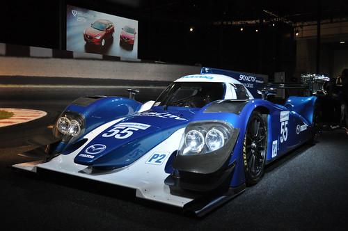 Mazda LMP2 SKYACTIV-D Racing