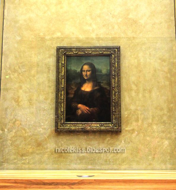 Mona Lisa_The Louvre