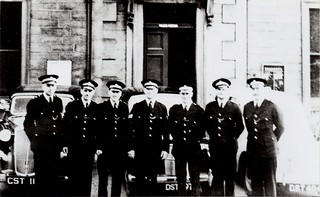Inverness-shire Constabulary Portree 1950