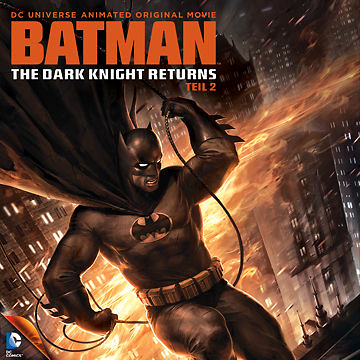 Batman The Dark Knight Returns, Teil 2