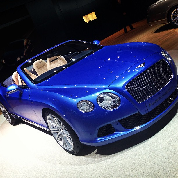 #bentley one of the best!! #detroit #naias #cars