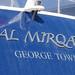 """El megayate """"Al Mirqab"""", del emir de Qatar, en Las Palmas de G.C."""