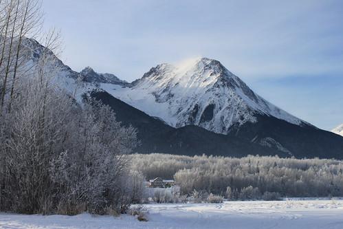 winter mountain snow canada landscape britishcolumbia smithers lakekathlyn