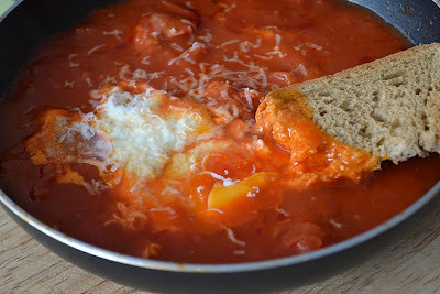 nigella eggs in purgatory