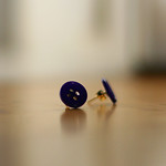 button earrings 1