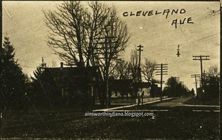 Cleveland St from PC PM 1909
