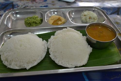 Iddly @ Chennai Kitchen