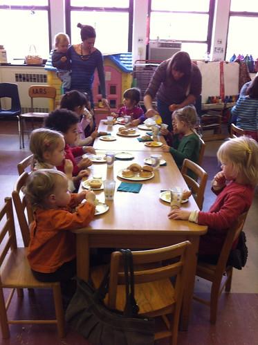 positives of preschool