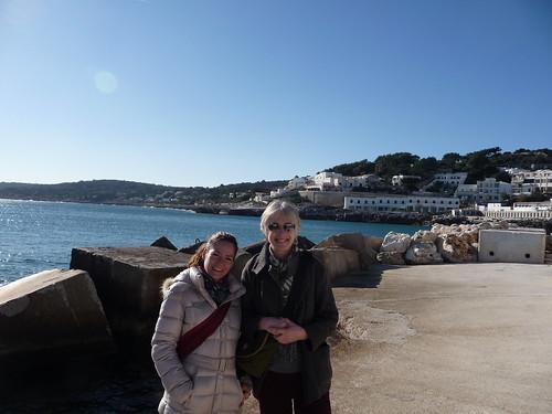 Rachel & Elisa in Castro