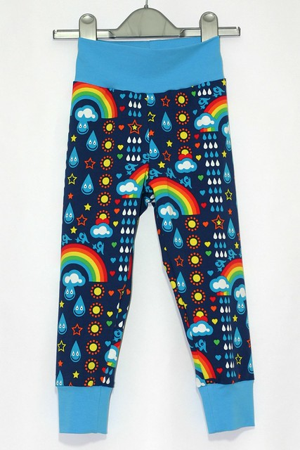 Rainbowphant Slouchy Trousers