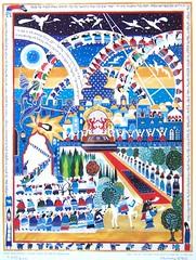 tapestry, art,