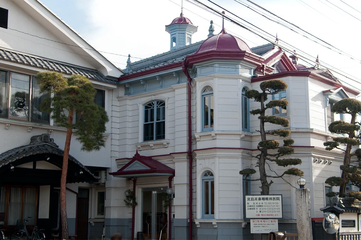 宮島耳鼻咽喉科医院|長野県松本市