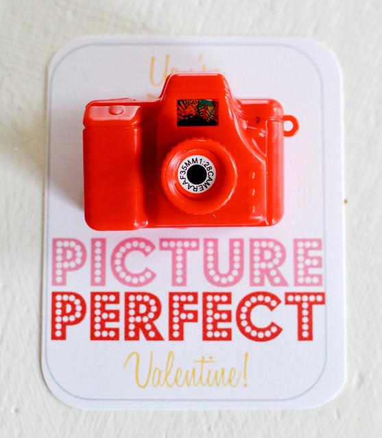 red camera valentine