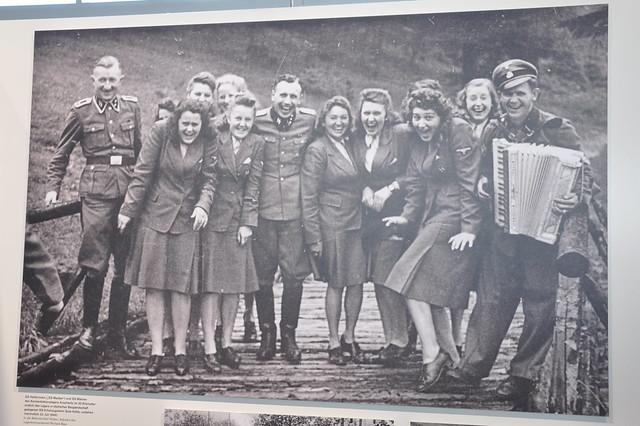 Auschwitz staff 1944