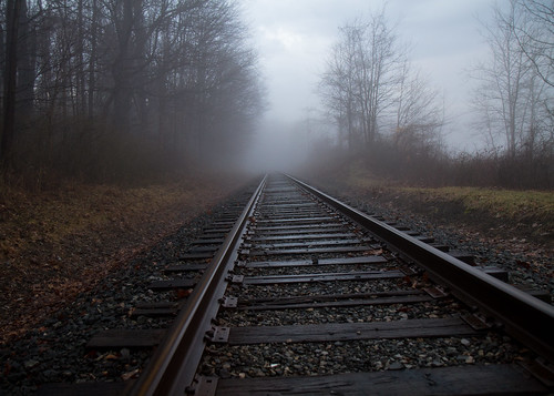Tracks and Fog