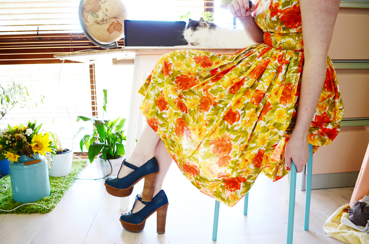 orange floral jan13 g