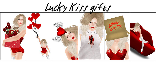 Lucky Kiss gifts