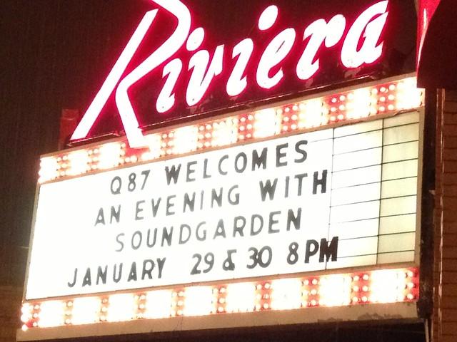 Soundgarden 2013