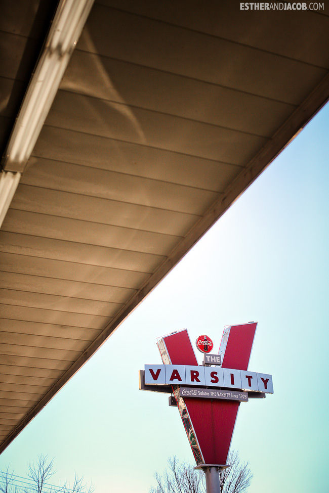 The Varsity | Tourists at Home Atlanta Edition