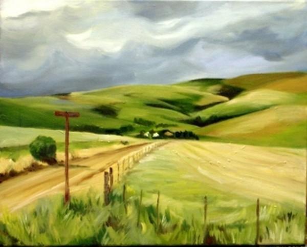 Overberg fields