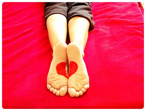 31/365 - Love your feet