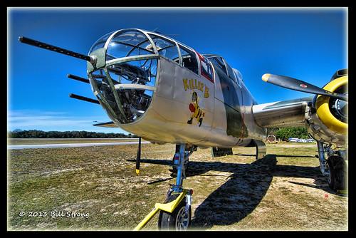 museum mitchell titusville bomber warbird topaz b25j d80 tokina1116mm valianaircommand