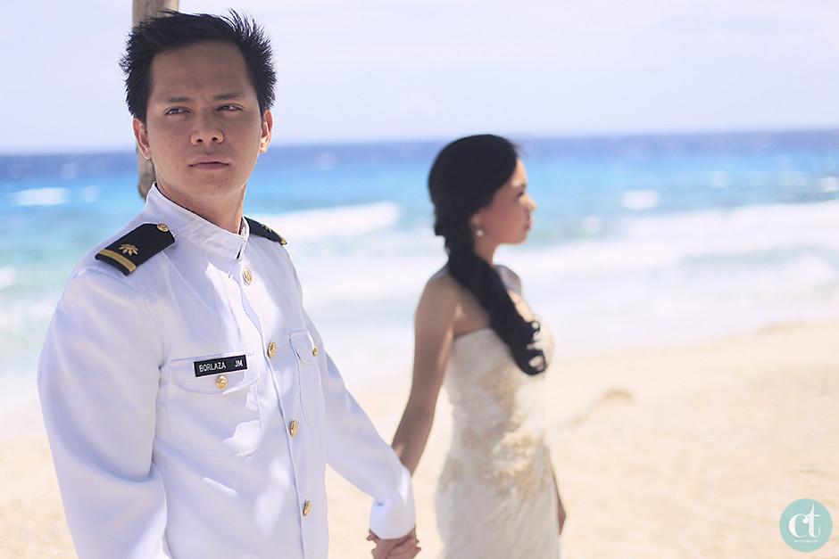 Sumilon Island post-Wedding, Destination Wedding Photographer