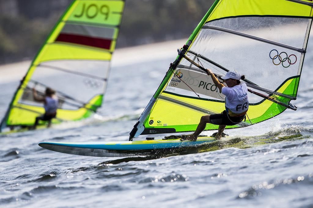 Charline Picon RIO 2016_Copyright Sailing Energy - World Sailing (1)