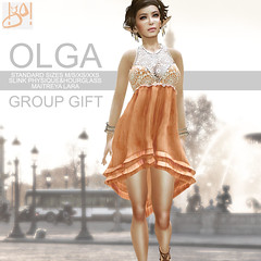-!gO! group gift - Olga dress