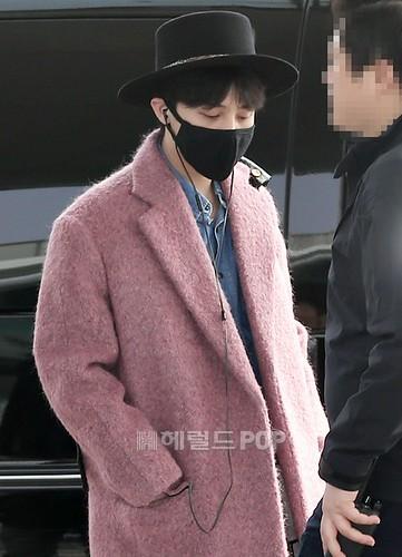 Big Bang - Incheon Airport - 21mar2015 - G-Dragon - Herald Corp - 01