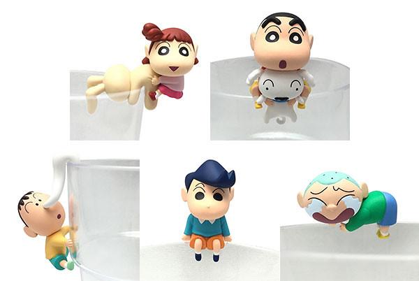 佳評如潮《蠟筆小新》「PUTITTO系列」第二彈『春日部防衛隊』續推!