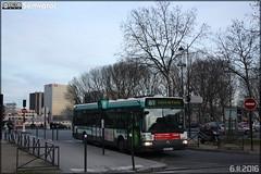Irisbus Agora Line - RATP (Régie Autonome des Transports Parisiens) / STIF (Syndicat des Transports d'Île-de-France) n°8347