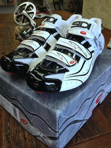 Sidi Genius 6.6 Carbon Lite Road Shoe