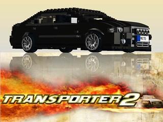 Audi A8 W12 - 'Transporter 2'