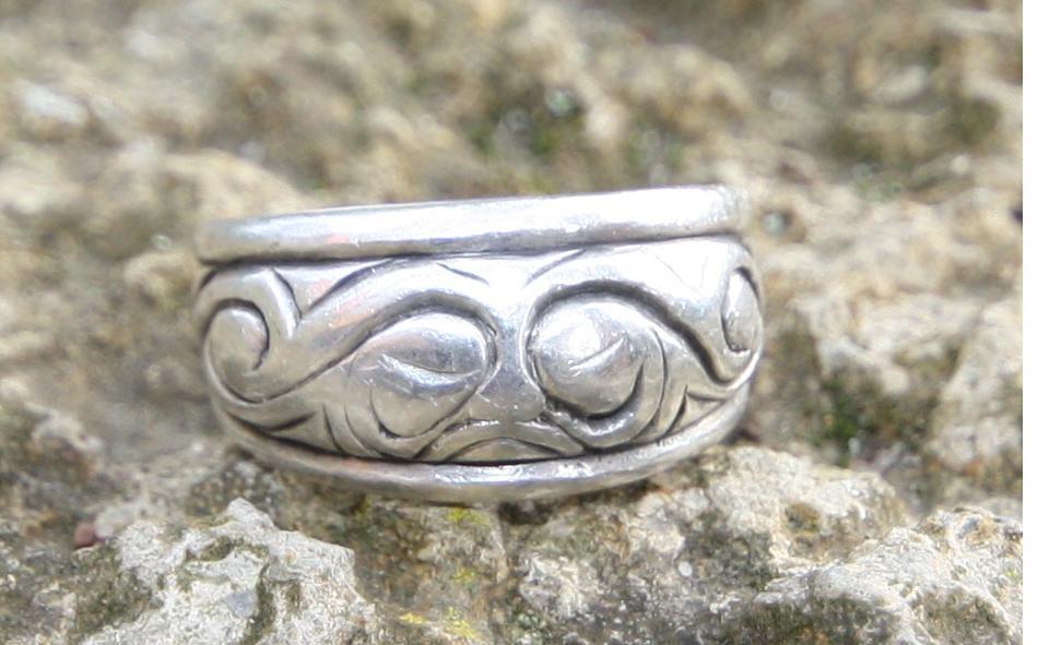 Sterling Silver Celtic Wedding Rings 94 Superb my celtic man ring