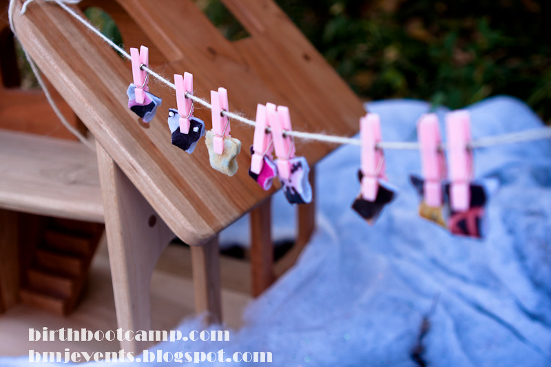 cloth diapers on the line 2
