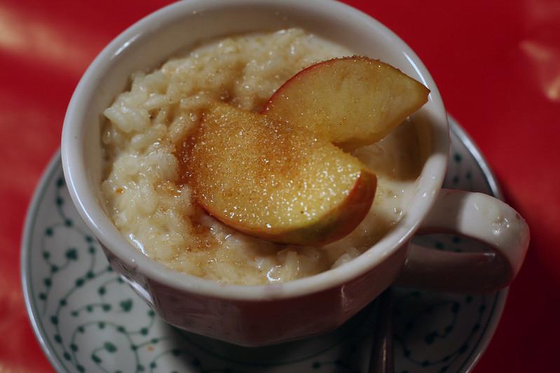 türchen 15: lebkuchen-milchreis