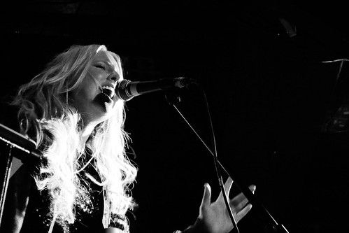 Polly Scattergood at Madame Jojo's