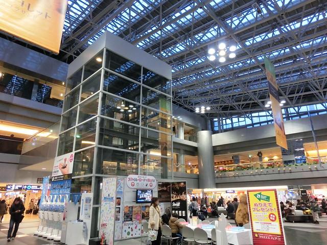 New Chitose Airport, Hokkaido (新千歳空港)