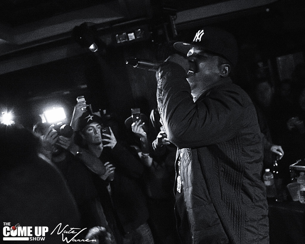 Jadakiss w / Peter Jackson & Trinity Chris December 6th 2012  @ Up on Carling (London)