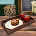 {what next} Christmas Chocolatier Drinks Tray for Together for Sway