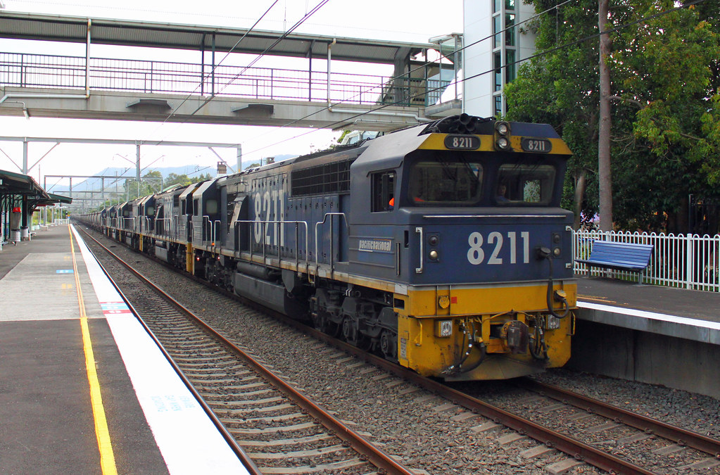 8211, 8236, 8256, 8233, 8209 CB95 Thirroul by Thomas