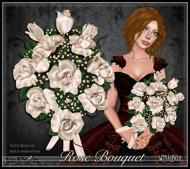 Premier Rose Bouquet (Champagne)