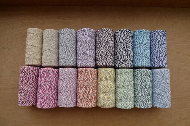 paper chic bakers twine